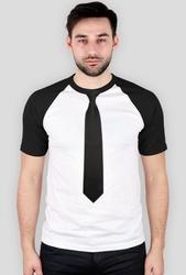 Koszulka z krawatem
