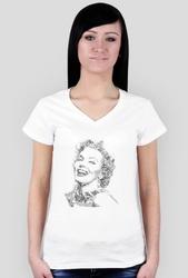 Koszulka Marylin Monroe