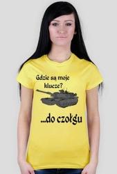 Koszulka Czołg
