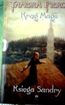 "Krąg Magii - Tom 1. "" Księga Sandry"""