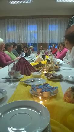 Spotkanie w Kłębowcu