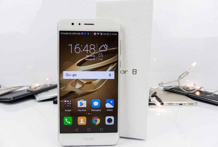 Test Huawei Honor 8