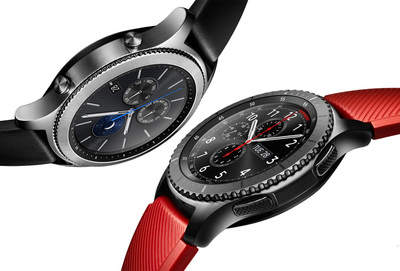 Samsung Gear S3 Frontier i S3 Classic