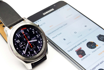 Test zegarka Samsung Gear S3 Classic