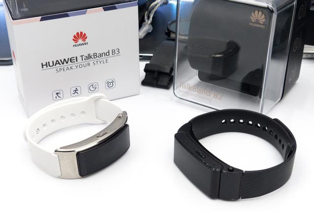 Test Huawei Talkband B3