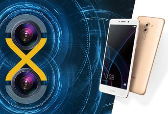 Huawei Honor 6X - podwójna kamera i super bateria