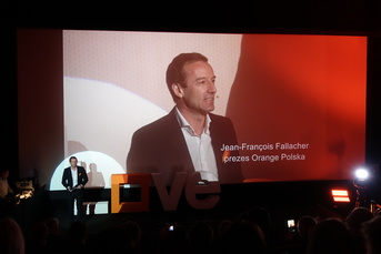 Jean-François Fallacher, szef Orange Polska
