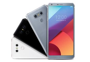 LG G6 - premiera na MWC 2017