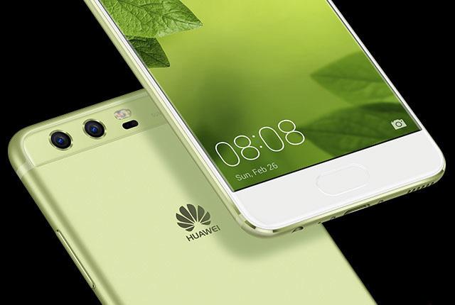 AnTuTu w Huawei P10 - wyniki