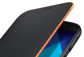 Samsung Galaxy A5 (2017) + etui Neon Flip Cover