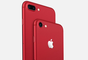 iPhone 7 RED Special Edition - jest nowy kolor obudowy