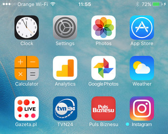 Orange WiFi calling i VoLTE na smartfonach iPhone