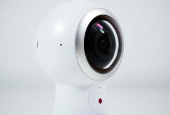 Test kamery Samsung Gear 360 2017
