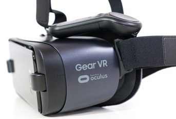 Test zestawu Samsung Gear VR z kontrolerem