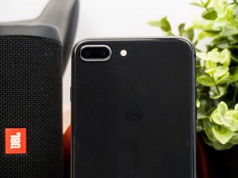 iPhone 8 Plus - rozpakowanie pudełka