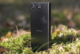Test Sony Xperia XZ1