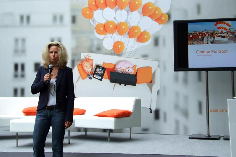 Monika Torbińska, dyrektor Marketingu Usług Dla Domu Orange Polska
