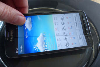 Test Samsung Galaxy S4 Active