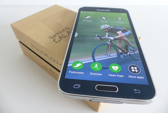Test Samsung Galaxy S5