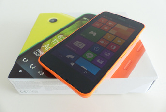 Test Nokia Lumia 630