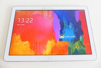 Test Samsung Galaxy Note Pro 12.2