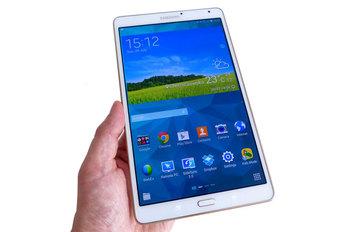 Test Samsung Galaxy Tab S 8.4