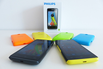 Test Philips Xenium W6500