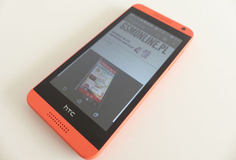 Test HTC Desire 610