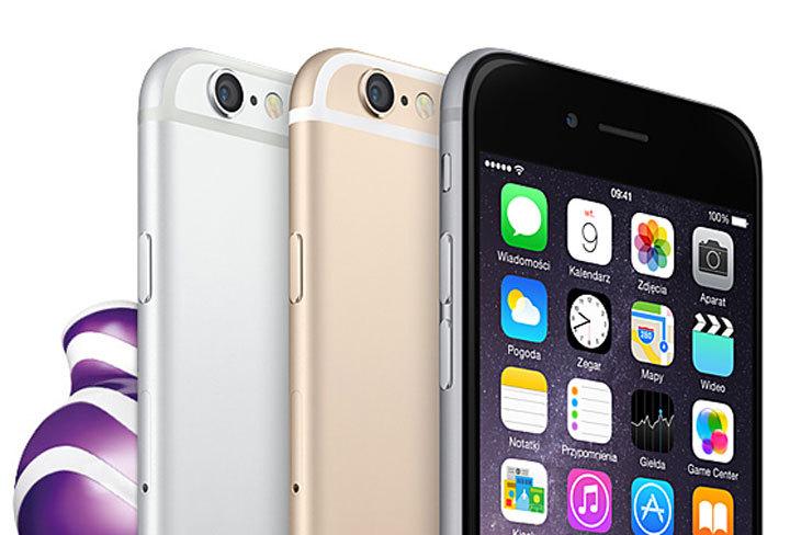 cennik iphone 5
