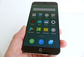 Test MEIZU MX4