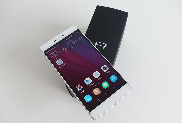 Test Huawei P8