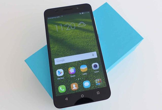 Test Huawei Honor 4X