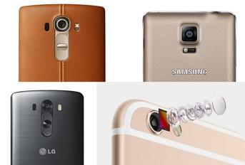 Porównanie zdjęć z iPhone 6 Plus, LG G3, LG G4, Samsung Galaxy Note 4