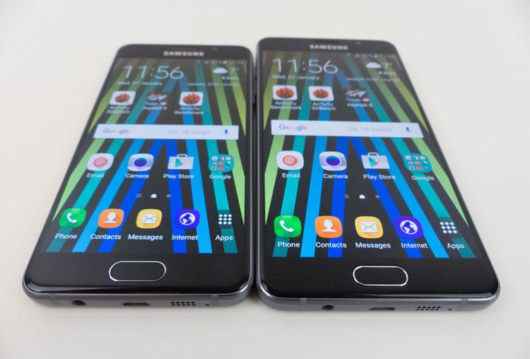 Samsung Galaxy A3 (2016) i A5 (2016)