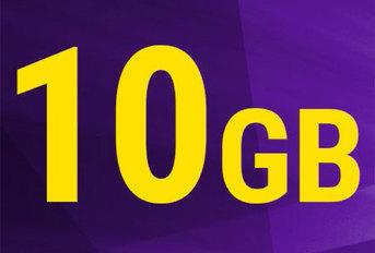 10 GB za 10 zł w PLAY - tym razem abonament z umową na czas nieokreślony