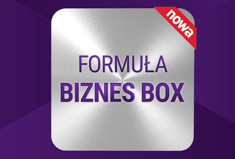Formuła Biznes Box - nowa oferta abonamentowa dla firm w PLAY