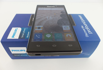 Test Philips Xenium V787