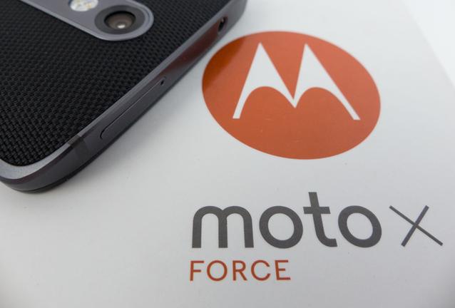 Lenovo Moto X Force