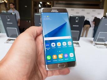 Samsung Galaxy Note 7 w rękach GSMONLINE.PL - pierwsze wrażenia, wideo, zdjęcia