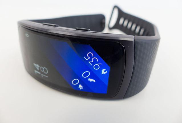 Test Samsung Gear Fit 2