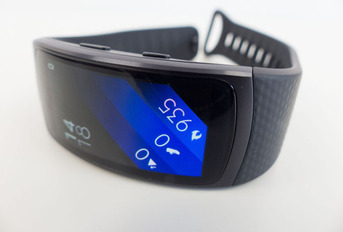 Test opaski Samsung Gear Fit 2