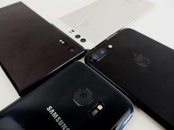 Porównanie zdjęć ze smartfonów iPhone 7 Plus, Xperia XZ, Galaxy S7 oraz Huawei P9