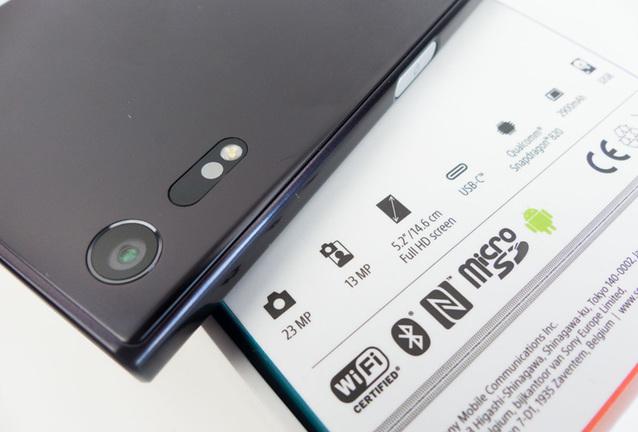 Test Sony Xperia XZ