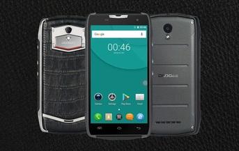 DOOGEE T5 - wodoodporny smartfon z wymienną obudową