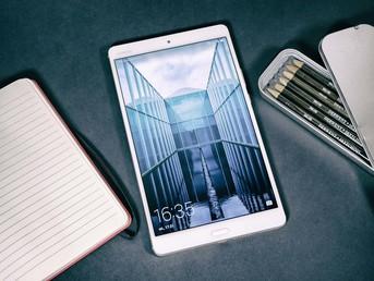 Test Huawei MediaPad M3
