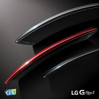 LG G Flex2 - nowa wersja smartfonu z elastyczną obudową