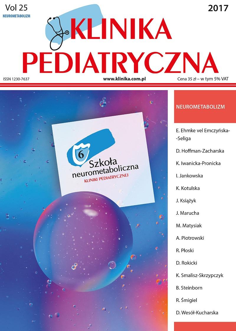 KP 2017 - Numer Specjalny - Szkoła Neurometaboliczna