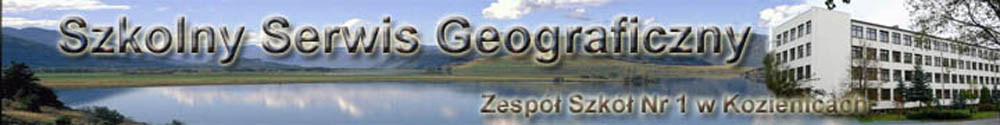 Szkolny Serwis Geograficzny