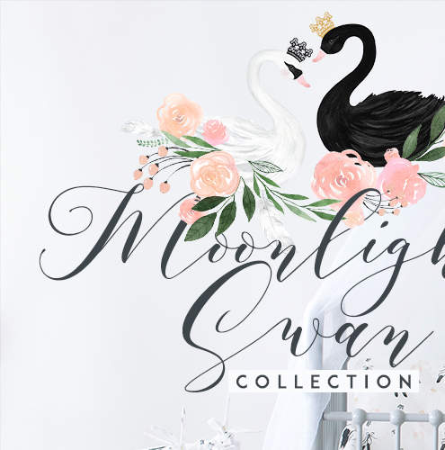 Moonlight Swan Collection