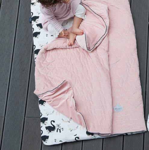 NAP MAT CANDY - MULTIFUNCTIONAL NAP MAT